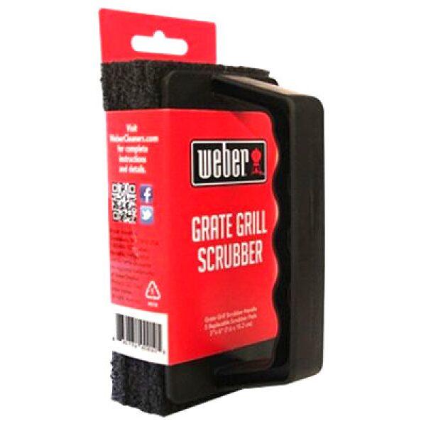 BRYSON WEBER GRILL SCRUBBER-0