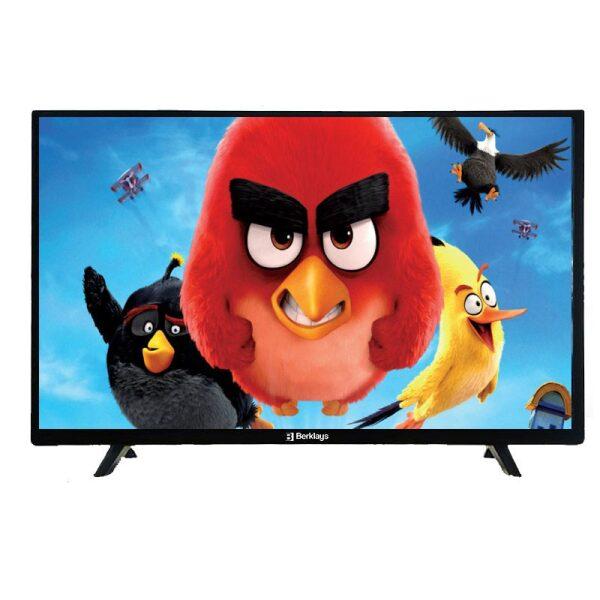 BERKLAYS SMART UHD 4K LED TV 3840x2160P 55INCH -0